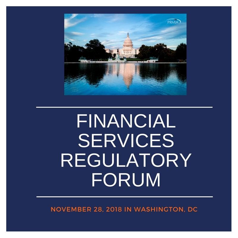 Display event - 2018 Financial Services Regulatory Forum Washington D C