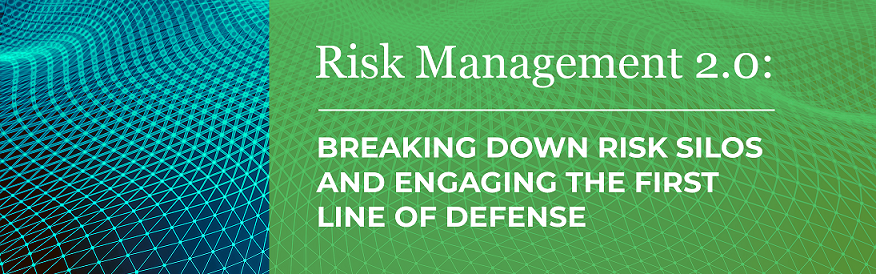 Breaking Down Silos and Engaging the First Line of Defense