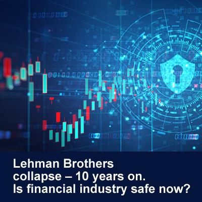 Lehman Brothers Collapse - 10 Years on